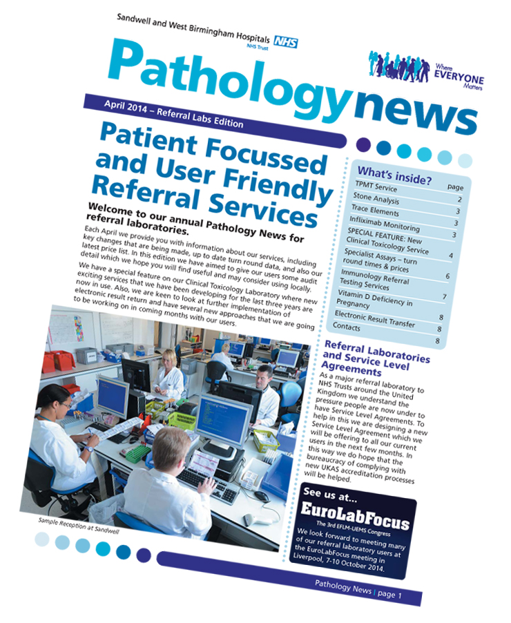 pathology news city assays